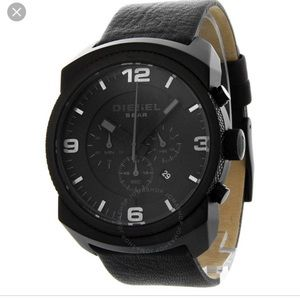 Other - ✨ sale✨ Diesel 5 Bar oversized watch NWOT